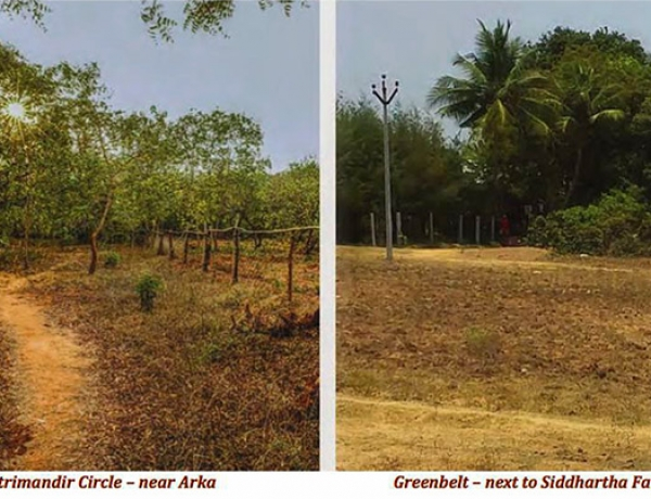Acres for Auroville Darshan Flier – 24 April 2017