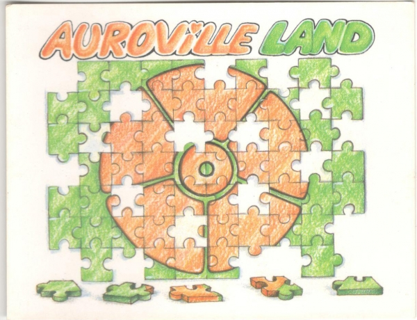 """New Auroville land – thanks to your donations!"""