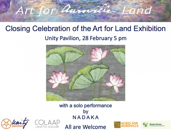 Art for Land 2017 – exhibition, auction, fundraisers, & closing ceremony!