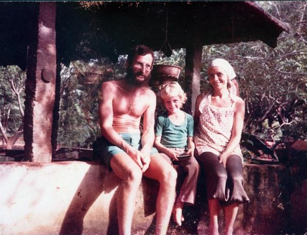 Ed – an early Aurovilian