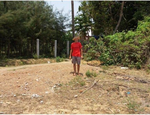New land funded by your donations – News from Siddhartha Farm